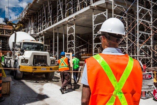 Prace wykonywane przez firmy budowlane